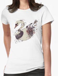 Broken Innocence Womens Fitted T-Shirt