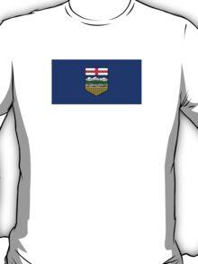 Flag of Alberta T-Shirt