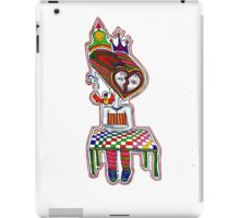 Love You White iPad Case/Skin