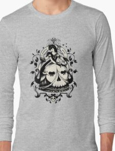 Mrs. Death Long Sleeve T-Shirt
