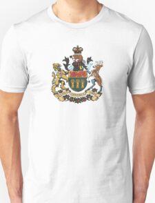 Saskatchewan Coat of Arms T-Shirt