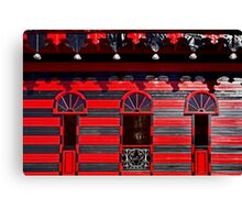 Ponce Firehouse Canvas Print