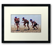 2011 Lorne surf carnival (12) Framed Print