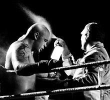 Boxing moment at siam park, Tenerife by Raico Rosenberg
