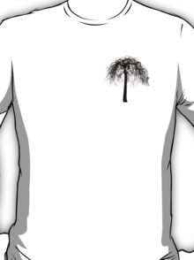The silhouette of nature at best T-Shirt