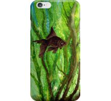 Amongst the Reeds  iPhone Case/Skin