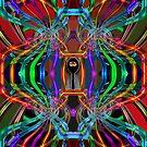 keyhole... by Mel Taylor