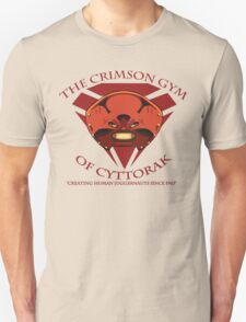 The Crimson Gym of Cyttorak T-Shirt