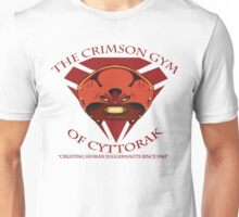 The Crimson Gym of Cyttorak Unisex T-Shirt