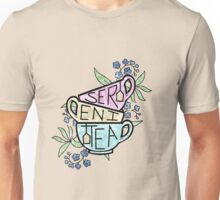 """SereniTEA"" Stacked Teacups Unisex T-Shirt"