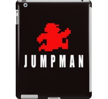 JUMPMAN iPad Case/Skin