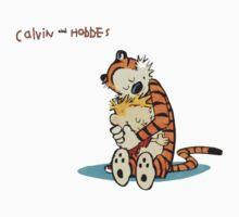 Calvin and Hobbes Warm Hug Kids Clothes