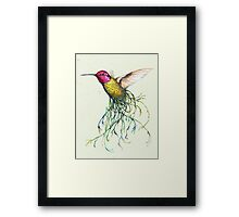 Roots Framed Print
