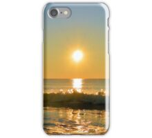 Shimmering Sunrise iPhone Case/Skin