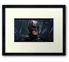 Hellraiser - It's Better With Batman Framed Print