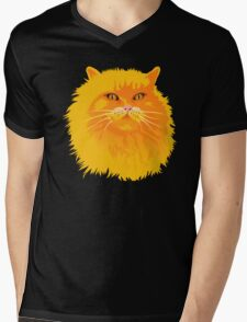 THE KING - A COLLABORATION Mens V-Neck T-Shirt