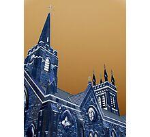 St Andrews Uniting Church c1844 Photographic Print