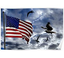 God Bless America Poster