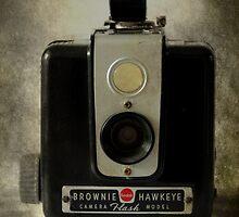 Brownie Hawkeye by Colleen Drew