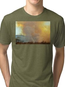 The Fire Rises Tri-blend T-Shirt