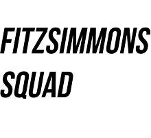 FITZSIMMONS - Agents of Sheild by leoandjemma