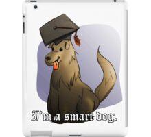 The Smart Dog iPad Case/Skin