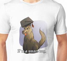 The Smart Dog Unisex T-Shirt
