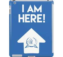I Am Here Collection - Epcot iPad Case/Skin