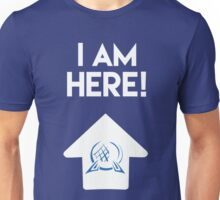 I Am Here Collection - Epcot Unisex T-Shirt