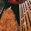 New York Christmas Tree by tmtphotography