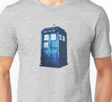 T.A.R.D.I.S. Traveling through time and space Unisex T-Shirt