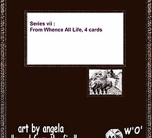 vii-From Whence All Life-cover_artbyangela by artbyangela
