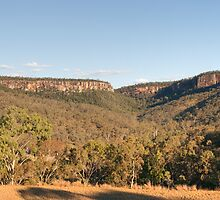 Cania Gorge by Blue Gum Pictures