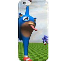 Sanic iPhone Case/Skin