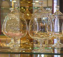 Glasses display by sstarlightss