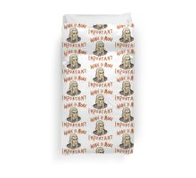 Tyemon - The Altmer way of life Duvet Cover