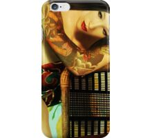 Empty Chair Maiko iPhone Case/Skin