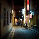 Chinatown Alley by Jason Bran-Cinaed
