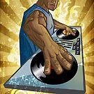 DJ by Jeff Chapman