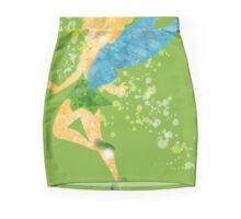 Paint Splatter Princess - Tinkerbell Pencil Skirt