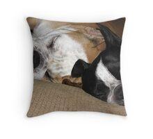 Best Buddies!   Throw Pillow