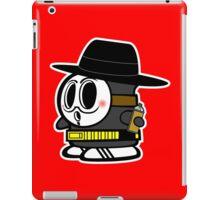 Anonymously Shy iPad Case/Skin