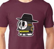 Anonymously Shy Unisex T-Shirt