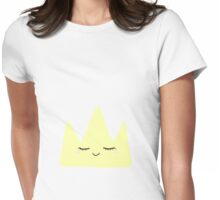 princess crown Womens Fitted T-Shirt