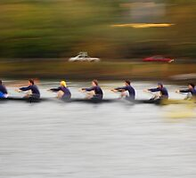 Racing Down the Charles by MMPhotography