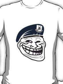 USAF Security Trollface T-Shirt