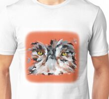 Wolf Face - Animal Art by Valentina Miletic Unisex T-Shirt