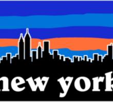 New York - Patagonia Sticker