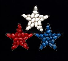 Jelly Bean Stars by Dana Roper