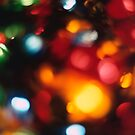 Christmas Abstract 2 by SteveOhlsen